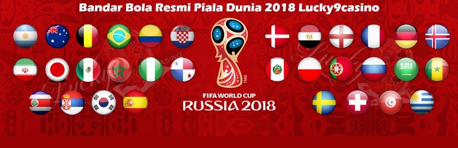 bandar bola resmi piala dunia 2018
