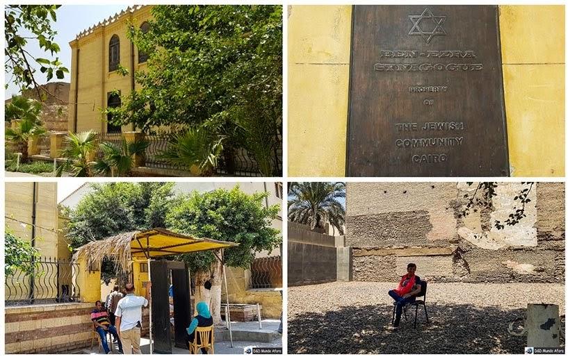 Sinagoga judia Ben Ezra Cairo Copta - Do que fazer no Cairo