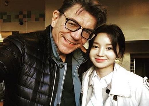 Grucha w koreańskim serialu