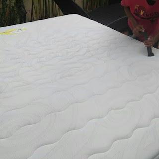 jasa cuci mattrass bali