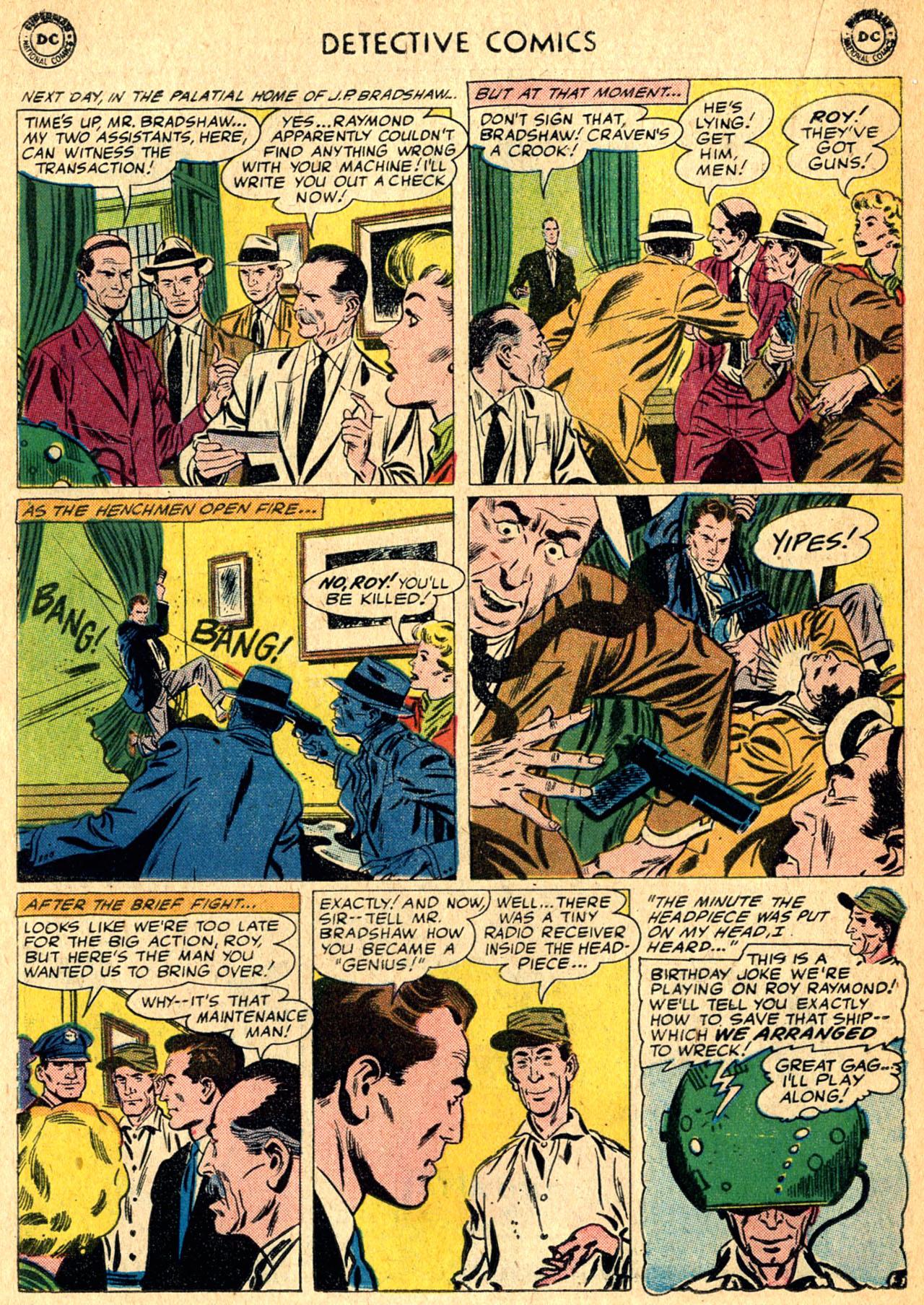 Read online Detective Comics (1937) comic -  Issue #275 - 22