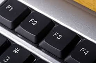 How to use the function keys on the keyboard