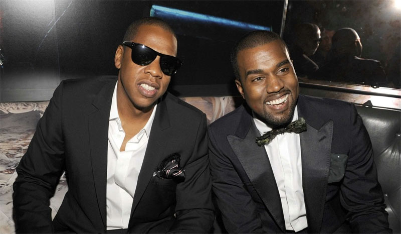Kanye West finally admits he is not in good terms with Jay Z