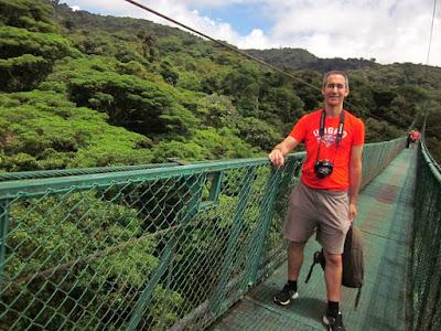 Puentes Colgantes de Selvatura Park en Monteverde