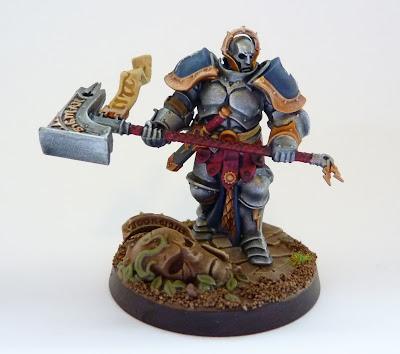 Obryn the Bold, Steelheart's Champions for Warhammer Underworlds: Shadespire