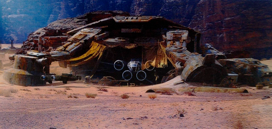 AT-AT Smuggler Base