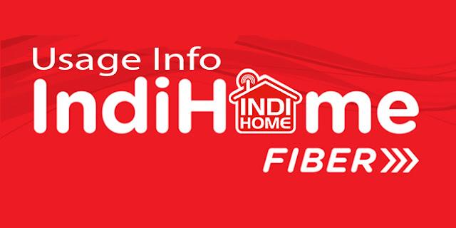 Usgae Info Telkom IndiHome