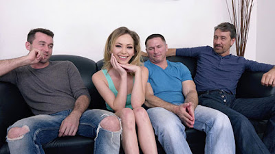 BangCasting – Angel Smalls (Triple Penetration Bang Casting)