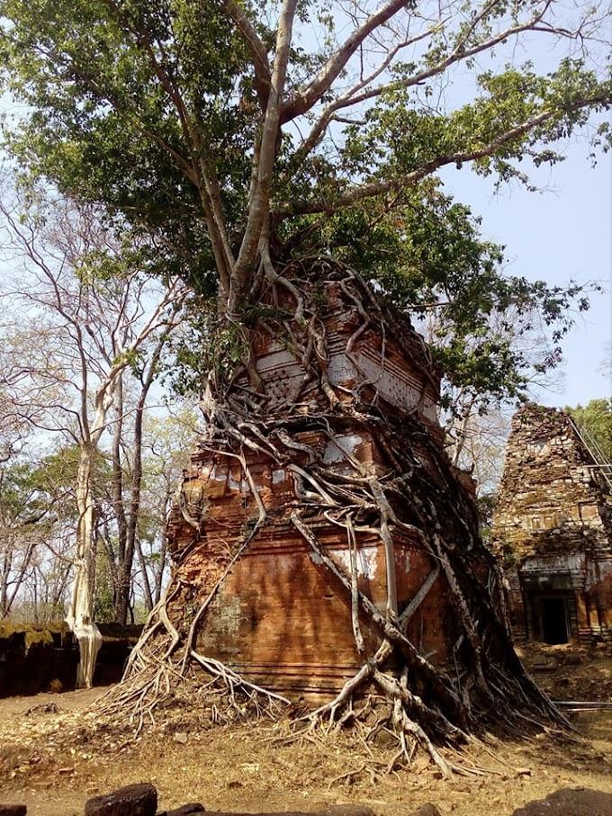Visite Angkor en 4 jour - Koh Ker et Beng Mealea
