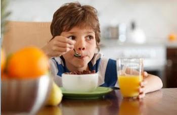 ΑΥΤΗ είναι η διατροφή του καλού μαθητή