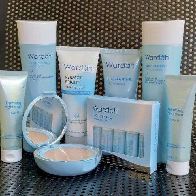 Review 5 Produk Kosmetik dan Kecantikan Wajah Paling Laku