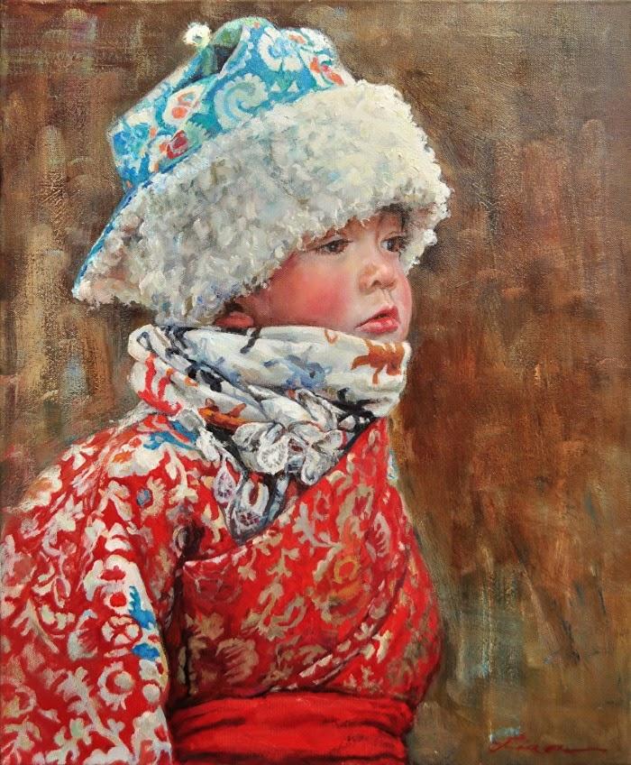 Глаза художника. Cheng Lian