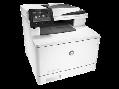 HP LaserJet Pro M377dw Driver Download