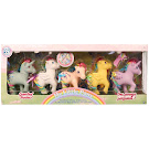 My Little Pony Moonstone 35th Anniversary Rainbow Ponies 5-pack G1 Retro Pony