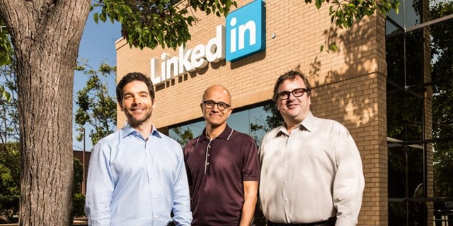 Microsoft-To-Buy-LinkedIn-Satya-Nadella