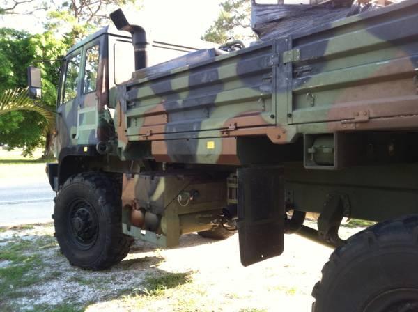 Volvo Of Bonita Springs >> Military Truck 4X4 Stewart & Stevenson - 4x4 Cars