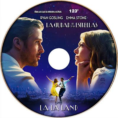 La la land - La ciudad de las estrellas - [2016]