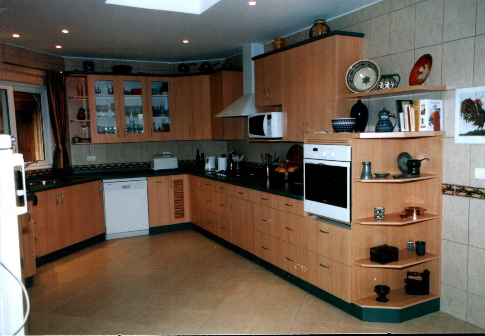Fotos De Muebles De Cocina Modernos Mueble De Cocina Moderno En  # Muebles Cocina Nigran