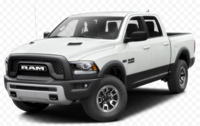 2017 Dodge Ram Rebel