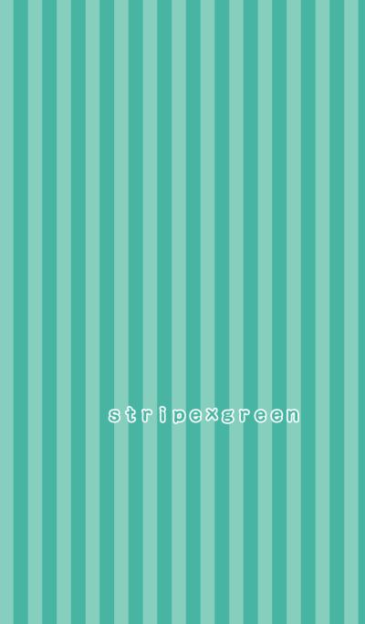 stripe*green