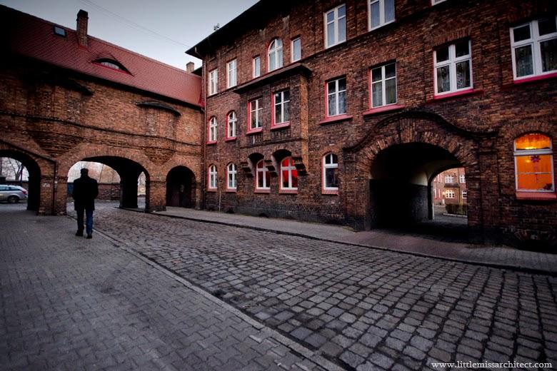 Katowice, architektura, Nikiszowiec, Giszowiec