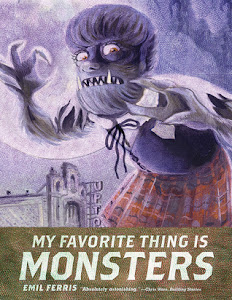 My Favorite Thing Is Monsters, Vol. 2 (My Favorite Thing Is Monsters #2) by Emil Ferris