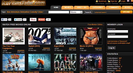 Websites to watch movies Online for free 2013