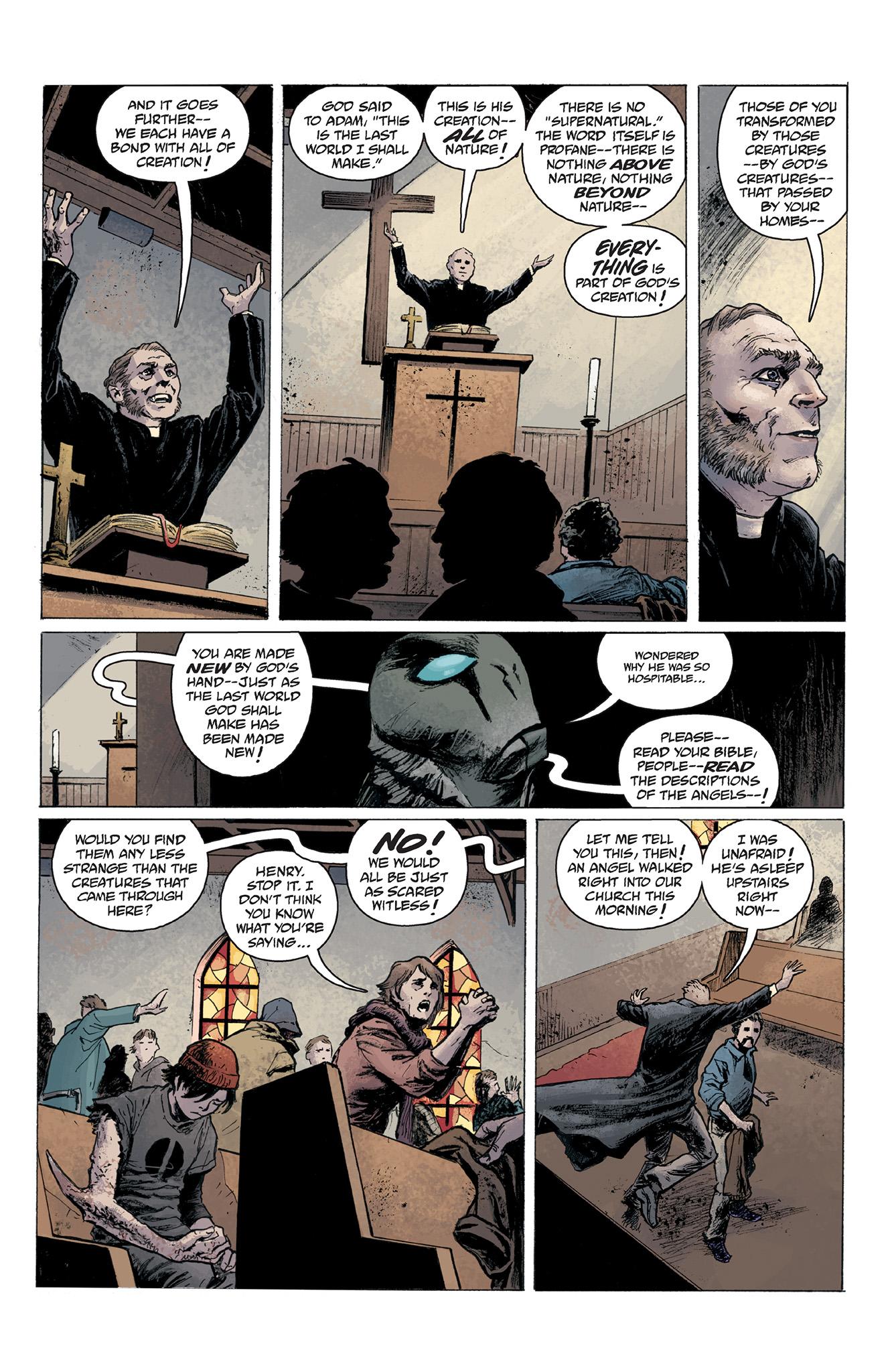 Read online Abe Sapien comic -  Issue #2 - 17