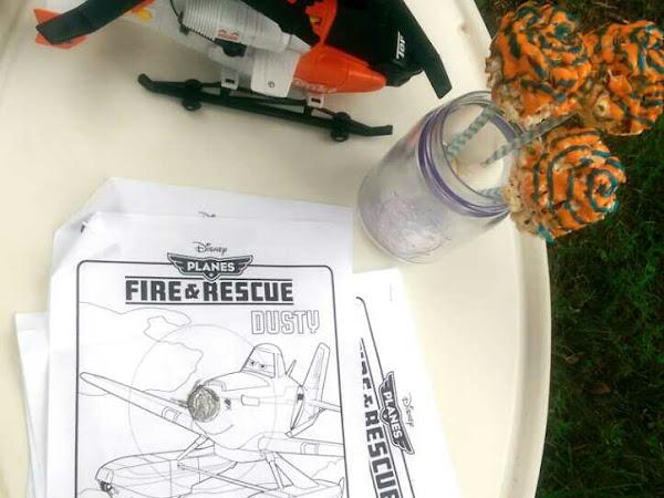 De viaje con Planes: Fire & Rescue
