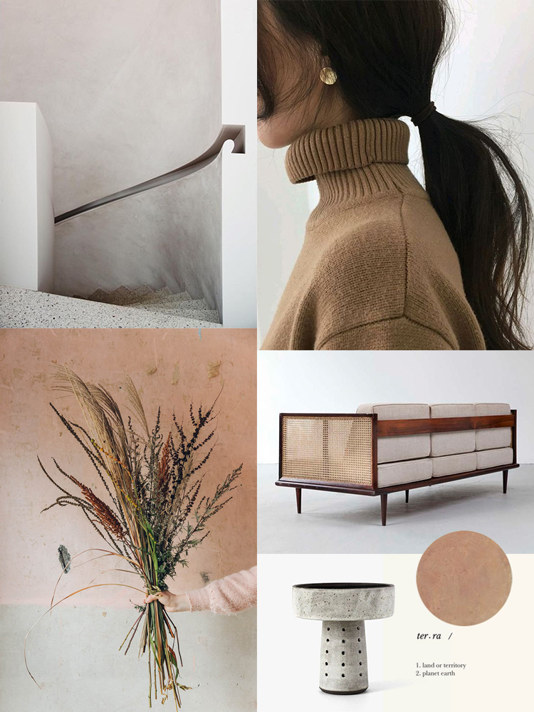 Inspiration moodboard by My Paradissi