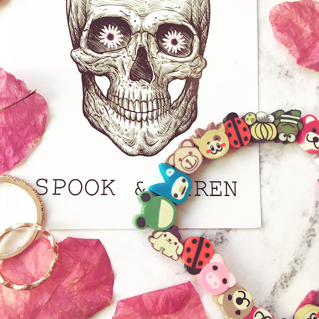 Lovelaughslipstick Blog Summer Beauty Box Review Spook & Siren Bracelet