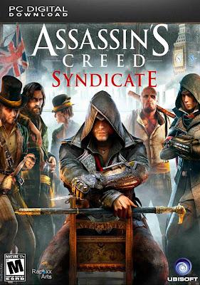 Assassins Creed Syndicate Dublado PT-BR + CRACK PC Torrent (2016)