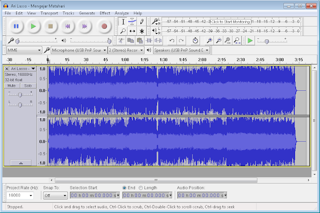Free Download Audacity Final