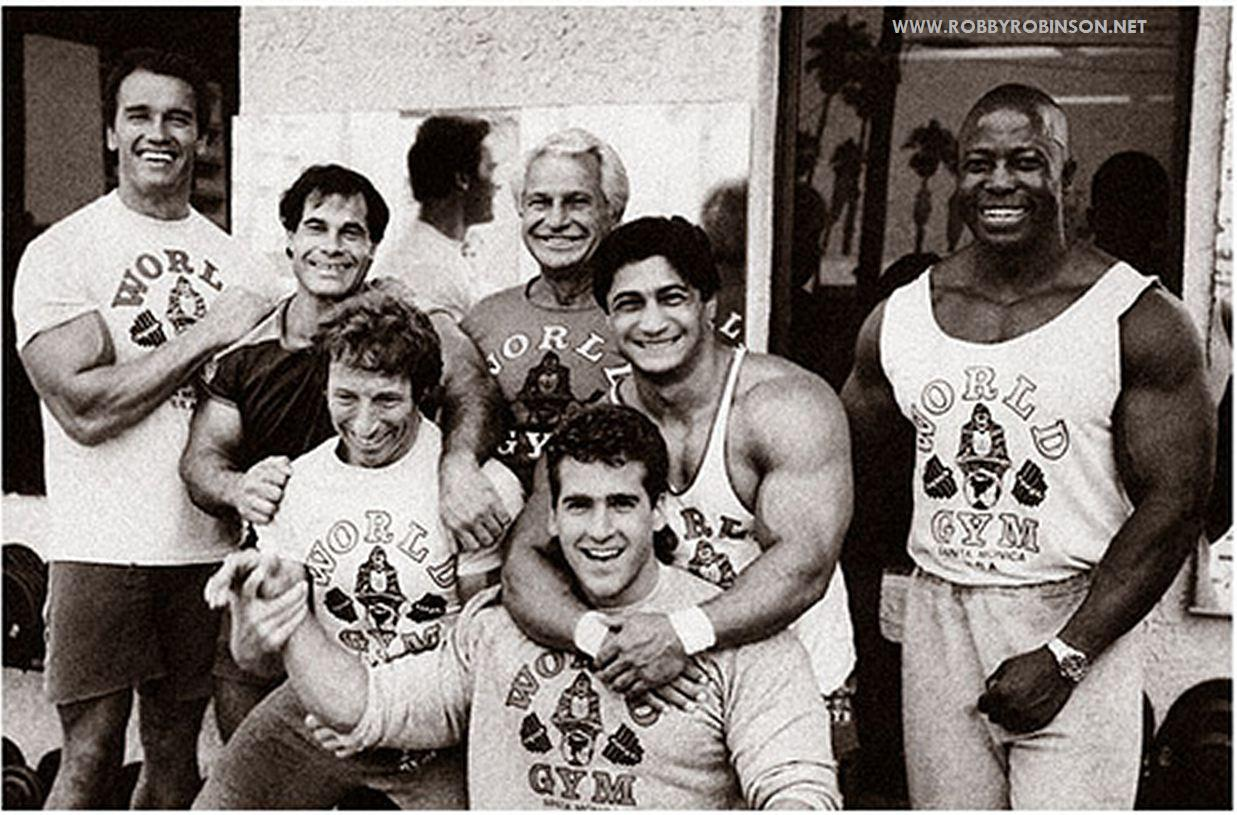 DIARY of the BLACK PRINCE: WORLD GYM / END OF AN ERA