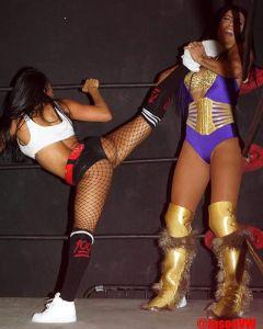 Foto Thea Trinidad pegulat seksi