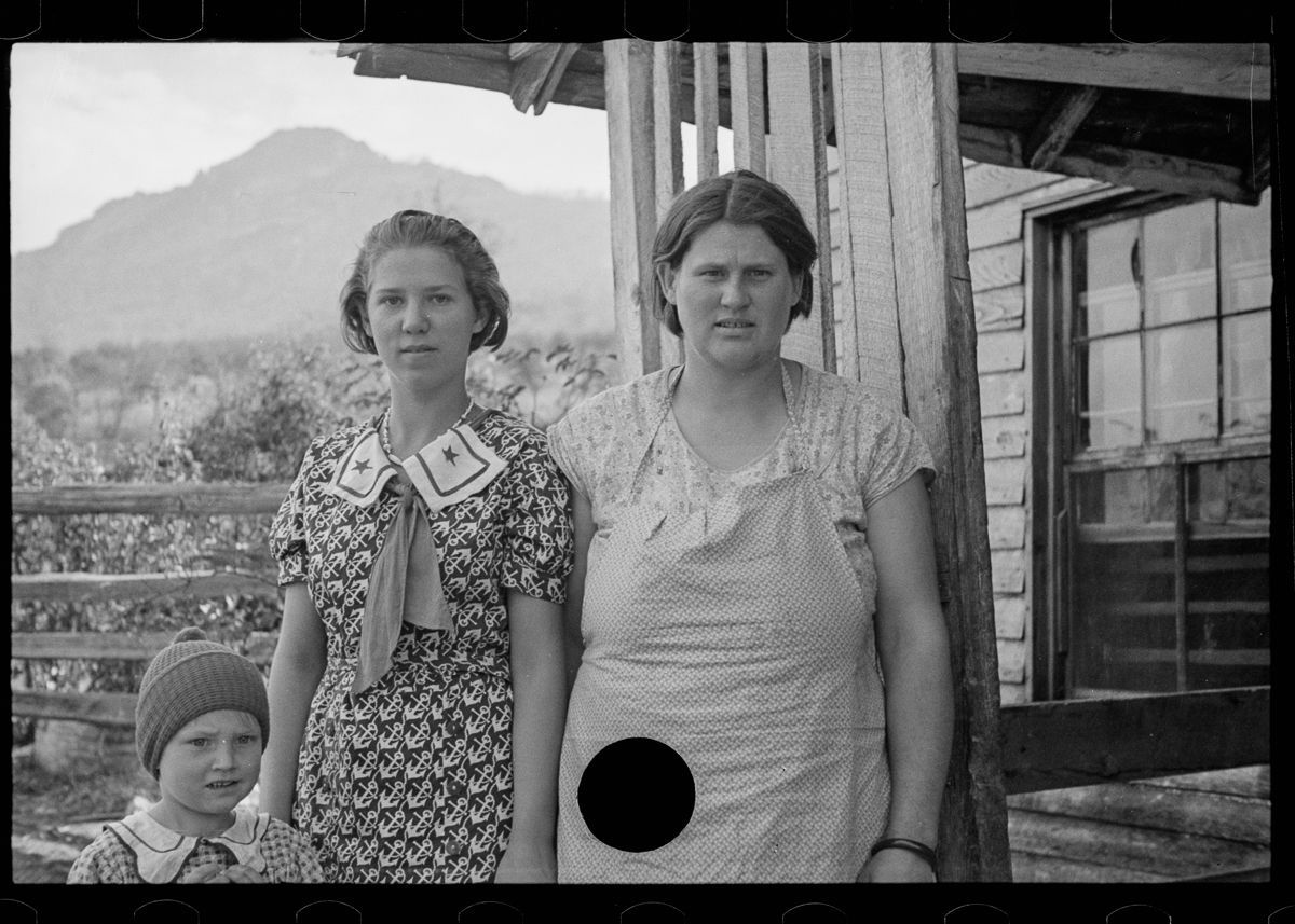 Many Photographs From the Great Depression Were 'Killed ...