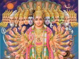 Hindu Gods & Goddesses List: Hindu Deities Names from Hindu Mythological