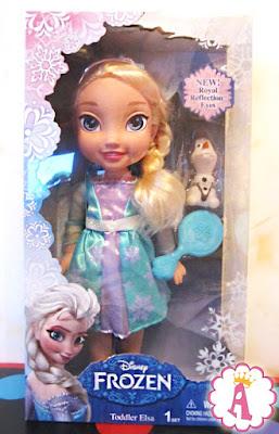 Малышка Дисней Эльза и Олаф из коллекции My First Disney Princess | Обзор игрушек Queen Alice Toys