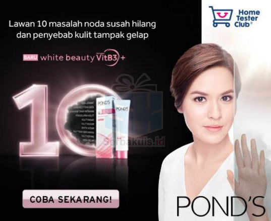 Lawan 10 Ponds White Beauty