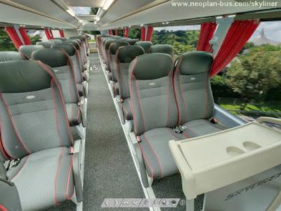 Nowy Neoplan Skyliner