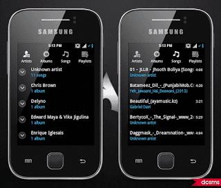 cara install DS ROM v1 Custom ROM Galaxy Y GT-s5360