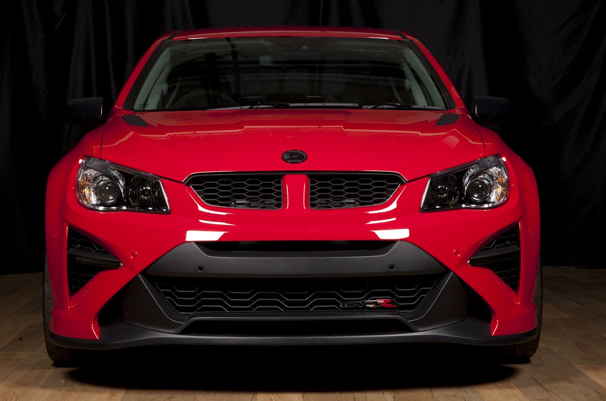 hsv reveals their final lineup of holden commodore based GM Navigation System 03 GM Navigation