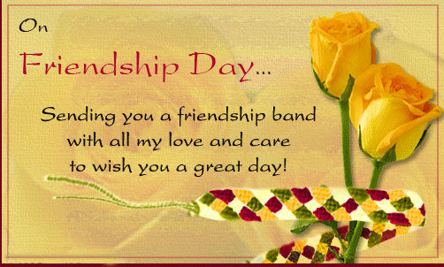 Beautiful Friendship day