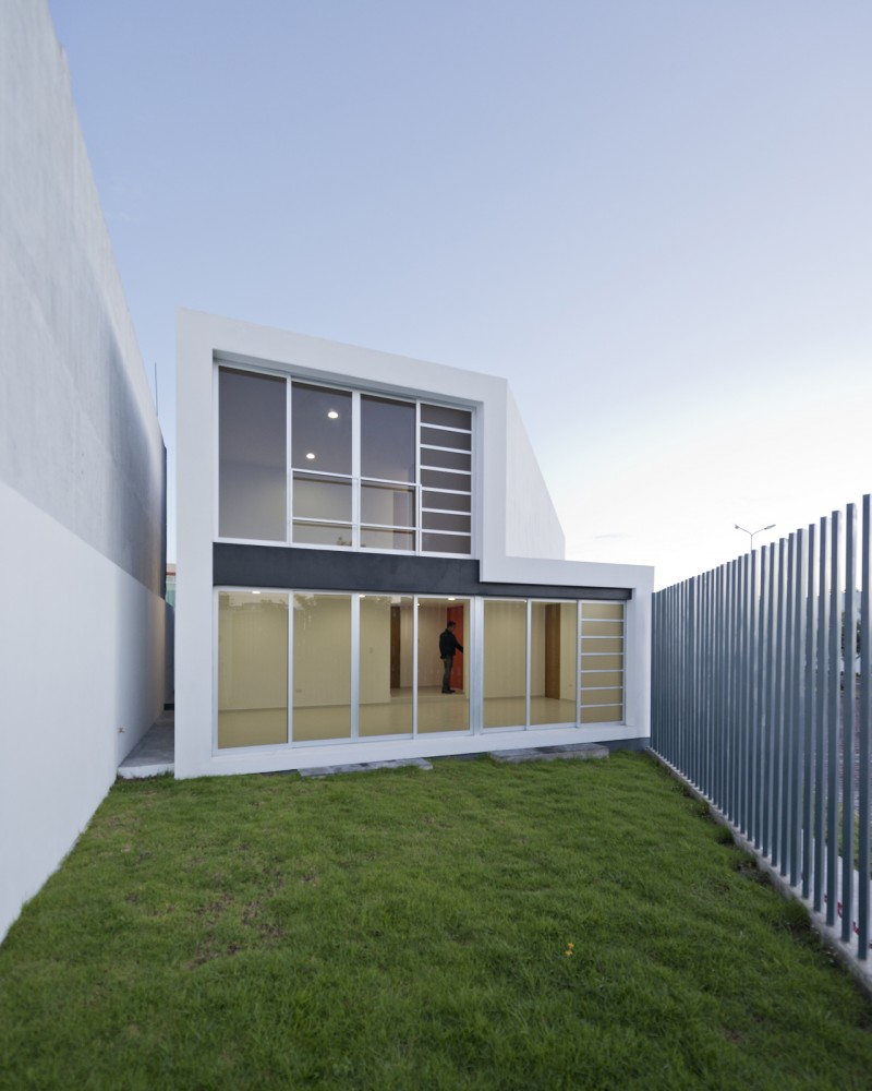 stunning z shaped house design in modern style in mexico best z shaped house design ideas