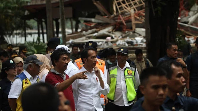 Gagal Deteksi Tsunami, Dosen UGM Desak Jokowi Rombak BMKG
