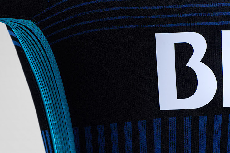 3324b58abb2 Stunning Nike Boca Juniors 2017-18 Third Kit Released - Footy Headlines
