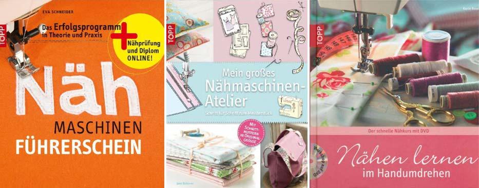 www.miriD.de: Nähen für Einsteiger | Sewing for beginners