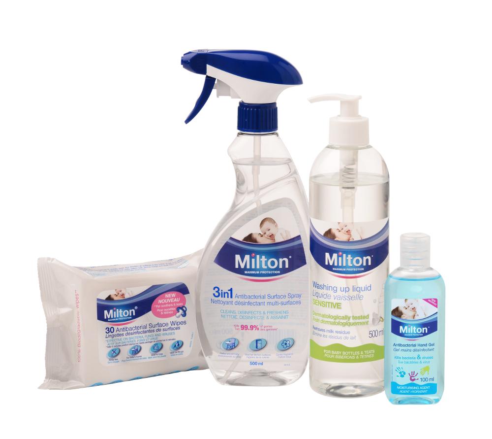 Milton Hygiene Kit