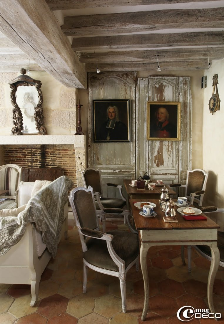 provence style decoration home ideas 2016. Black Bedroom Furniture Sets. Home Design Ideas