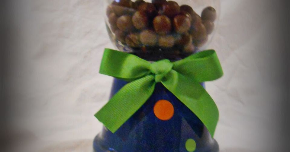 Cathys Craft Corner Handmade gift ideas Candy Dish